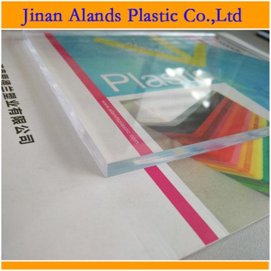 China Clear Acrylic Plexiglass Sheets 122X244cm - China Transparent ...