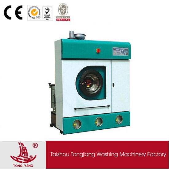Tong Yang Industrial Dry Cleaning Machine (6-16kg clean capacity)