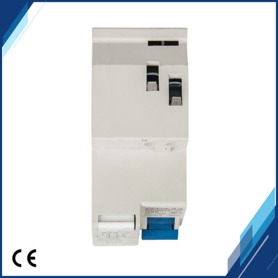1p+N Dpnl Earth Leakage Circuit Breaker with Short Circuit and Leakage Protection pictures & photos