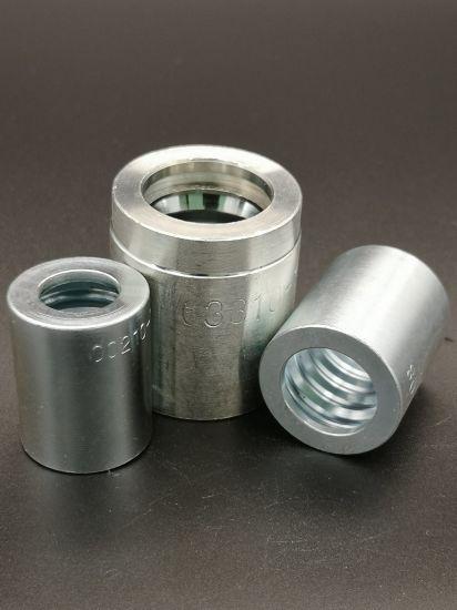 Hydraulic Ferrule for SAE R12/20-24 Hose 01400