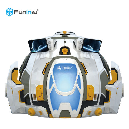 Sense of Science and Technology Space Capsule 9d Vr Cinema Four Seats Vr Game Equipment