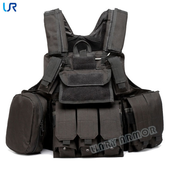 Nijiiia Soft Cheap Kevlar Molle Bulletproof Armor pictures & photos