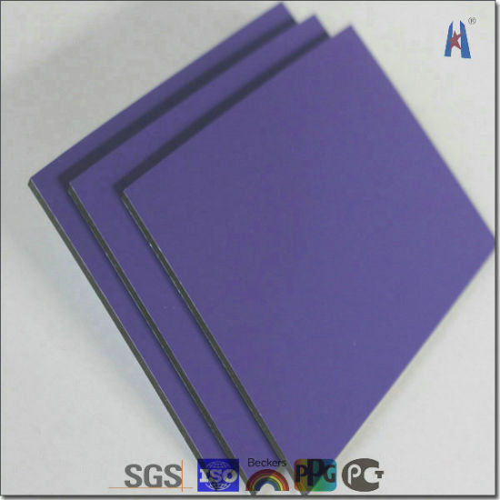 Guangzhou Alcobond Aluminum Composte Panel with 14 Years Experience Factory