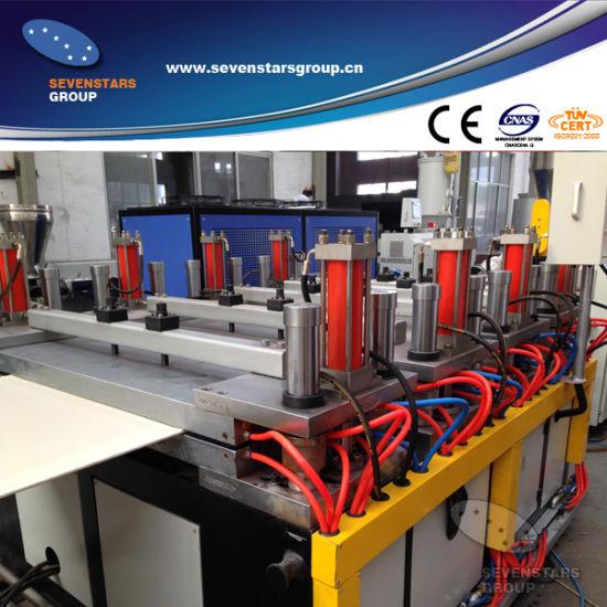 PVC Free Foam Board Extrusion Machine