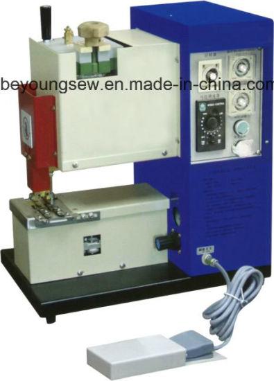 Shoe Machinery, Zipper Edge Gluing Machine, Shoe Coating Machine, Shoe Cementing Machine