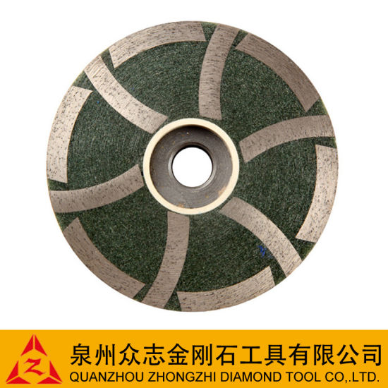 Resin Filled Cup Grinding Wheel