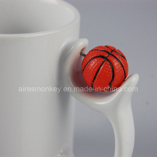 Ceramic Coffee Tea Mug Cup with Different Color Oz Capacity with Handle pictures & photos