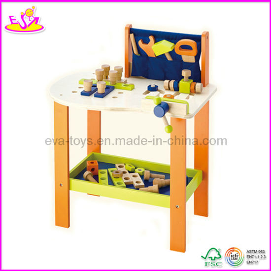 Stupendous China Wooden Children Tool Bench W03D028 China Tool Creativecarmelina Interior Chair Design Creativecarmelinacom