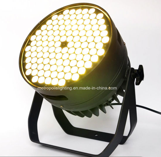 DMX LED PAR Light 120*3W Warm White and White 2in1 LED for Wash Lighitng pictures & photos