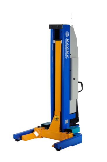 Maxima Wireless Heavy Duty Column Lift Ml4022W Ce pictures & photos