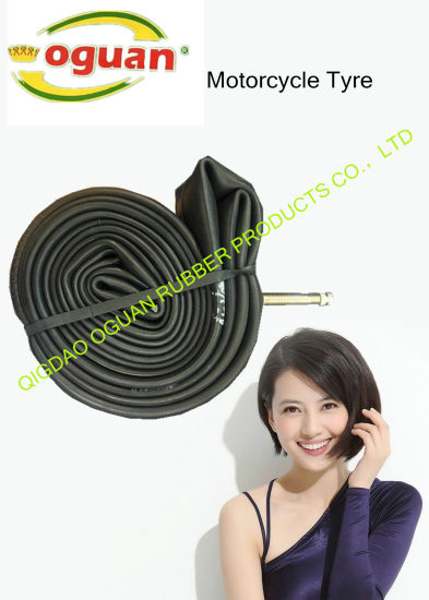Motorcycle Parts/Motorcycle Tyre/Motorcycle Inner Tube (325-17)