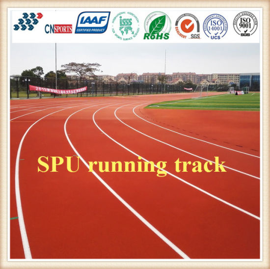 china cn s03 environmental protection athletic spu running track