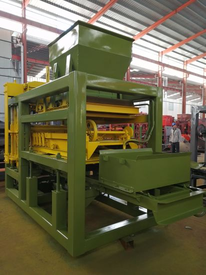 4-25 Flyash Brick Making Machine pictures & photos