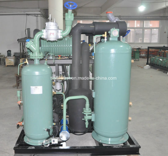 Compressed Air Screw Compressor Unit pictures & photos