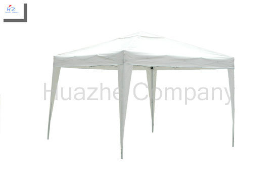 10ft X 10ft (3m X 3m) Strong Tent, Aluminum Canopy Stright Leg Folding Tent Outdoor Gazebo Garden Canopy Pop up Tent Easy up Gazebo pictures & photos