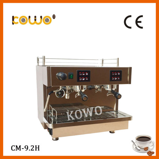 240 Cups Electric Latte Espresso Coffee Making Machine for Commercial