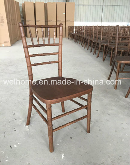 Good Chiavari Chair Used for Events, Wedding, Club, Villadom pictures & photos