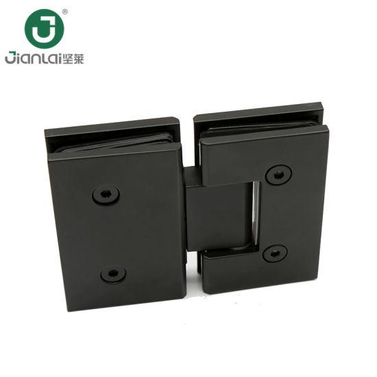 China Glass Door Cupboard Showcase Cabinet Clamp Glass Shower Doors