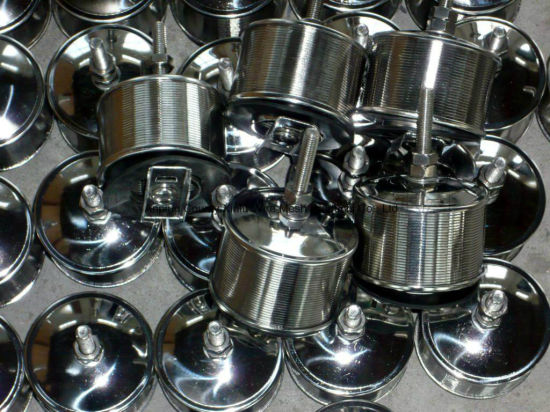 Stainless Steel Filter Nozzle and Wedge Wire Strainer Nozzle pictures & photos
