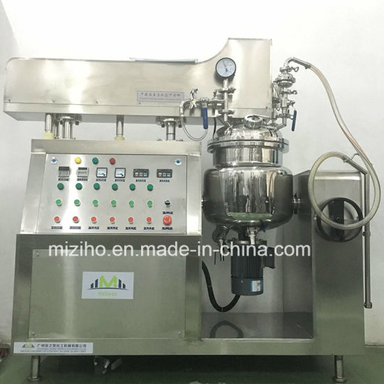 Daily Chemical Cosmetic Products Mixing Equipment