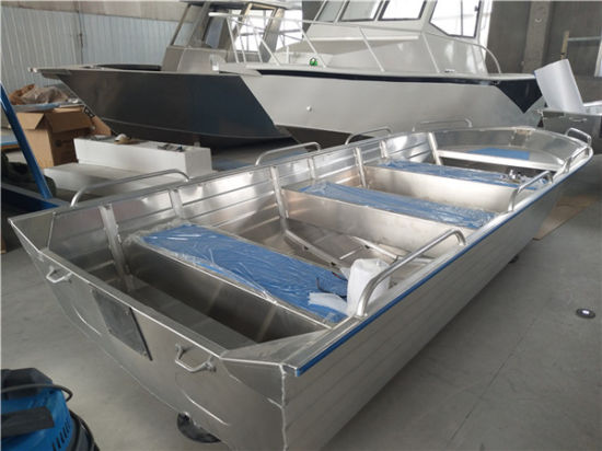 China Abelly 14FT V All Welded Jon Boat - China Aluminum