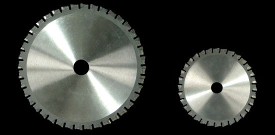 Tct Saw Blade for Iron & Steel with Ce Standard pictures & photos