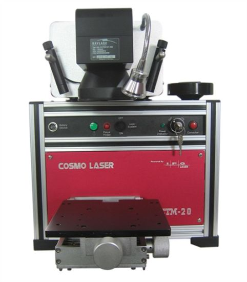 Bangle Laser Marking Machine (CTM-20)