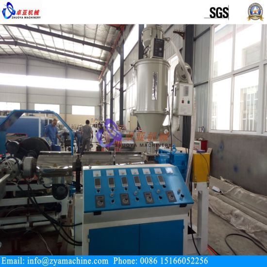 Soft PVC Garden Hose/Pipe Making Machine/Extruder Machine pictures & photos