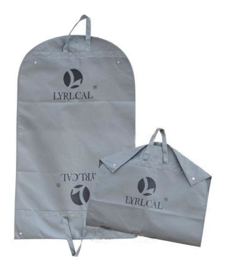 Foldable Garment Bag/Garment Cover/Suit Cover/Suit Bag with Button