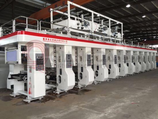 Heat Transfer Technical Gravure Printing & Coating Machinery for Bangladesh