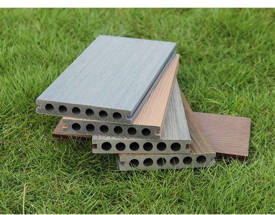 Manufacturer Wholesale out Door WPC Wood Plastic Composite Decking Board