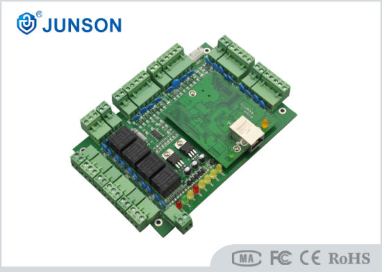 Network Access Control Board TCP / IP, 4 Doors Control, Software