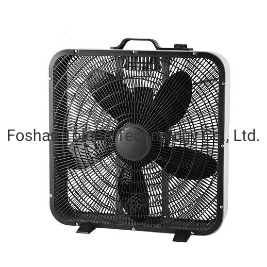 50cm Square Box Fan 20inch for South American Market