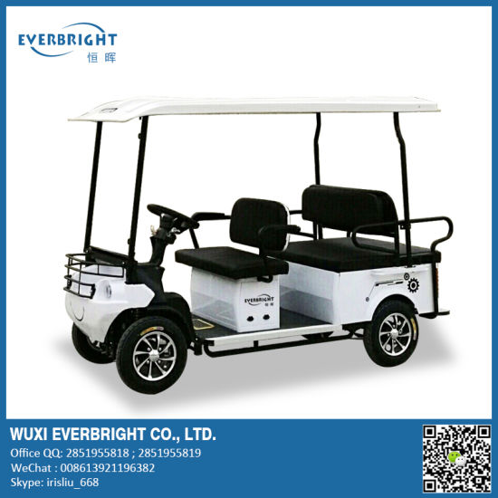 Electric Utility Golf Car Cart Street Legal Vehicles for Sale pictures & photos