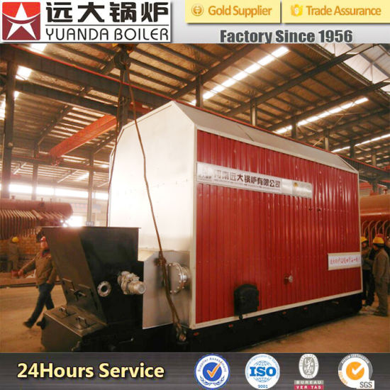 Industrial Coal Biomass Wood Fired Thermal Oil Heater /Boilers for Asphalt pictures & photos