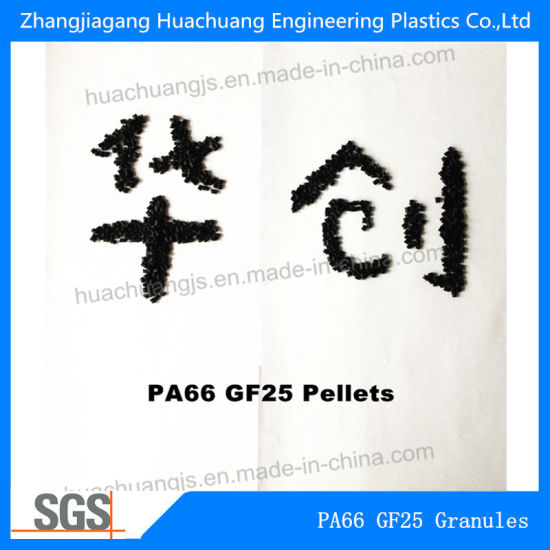Polyamide PA66 with 25% Glass Fiber