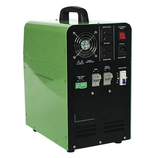 Portable Mini Design Inverter Solar Power Panel Lighting System Home Price