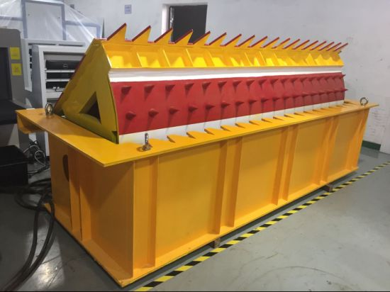 Road Dividers Barricade/Parking Barrier Gate/Car Blocker Parking Blockers pictures & photos