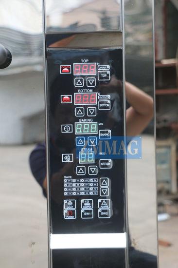 China Energy Saving 2 Decks 4 Trays Industrial Kitchen Appliances ...