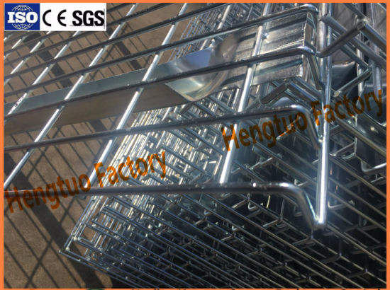 Heavy Duty Galvanized Wire Decking for Warehouse Pallet Rack pictures & photos