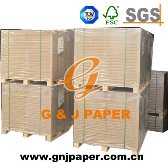 Good Quality White Color Uncoated Paper for South-American Market pictures & photos