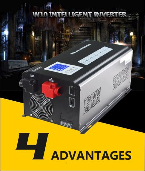 New Generation High-Efficiency off-Grid Solar Inverter pictures & photos