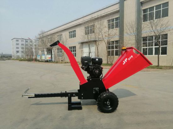 ATV Wood Branch Chipper with Ce Certificate