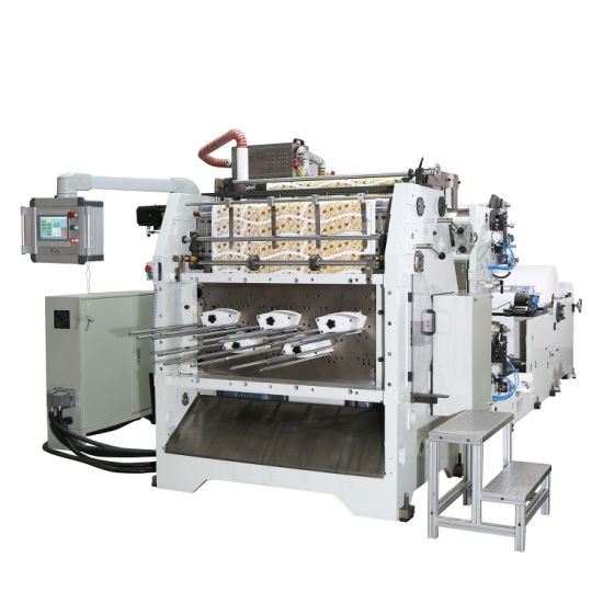 Wholesale Paper Cup Flexographic Printing Machine Punching Machine
