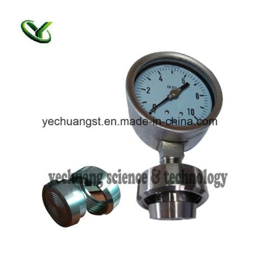 Industrial Use Stainless Steel Diaphragm Seal Pressure Gauge