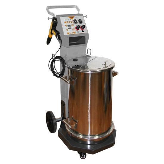 Electrostatic PARA Painting Equipment for Metal Furniture Powder Coating Gun (COLO-800D)