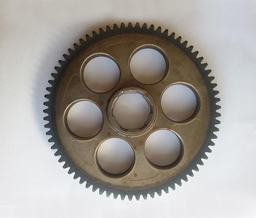 Supply High Precision Iron Base Powder Metallurgy Gear with Customized Design