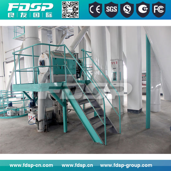 Industry Use Factory Supply Chicken Feed Pellet Plant pictures & photos