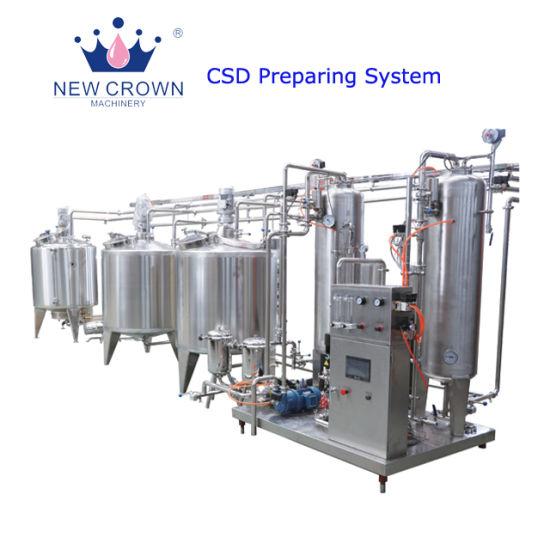 High Content Beverage Mixer/Carbonator /Soda Mixer/Carbonated Drink CO2 Mixer