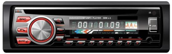 Cheap Price Univeral 1 DIN Car DVD Player with USB/SD/Aux